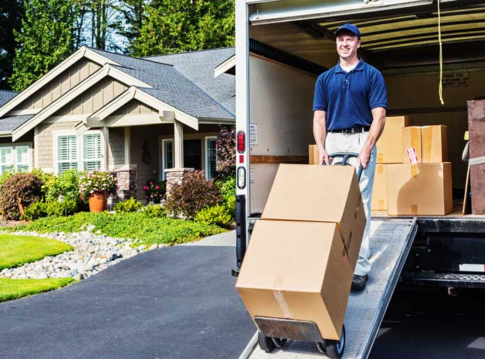 Moving locally? Five in town moving tips