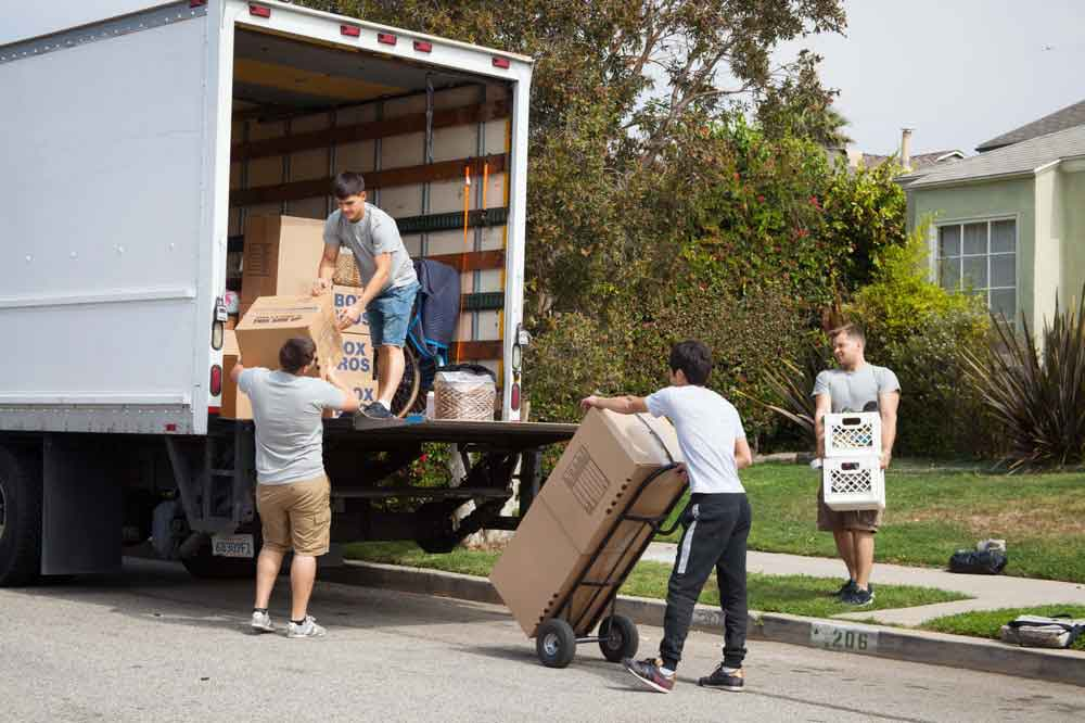 Moving locally? Check out the moving tips